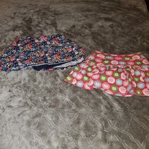 Girls size 12-18 months skirts